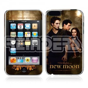 18713 Edward Bella Jacob iPod skin