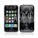 18320 Anne Stokes Candelabra iPhone skin