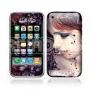 18326 Victoria Frances butterfly iPhone skin